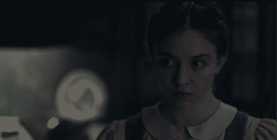 "Sydney Sweeney as Eden on The Handmaid's Tale ""Postpartum"""