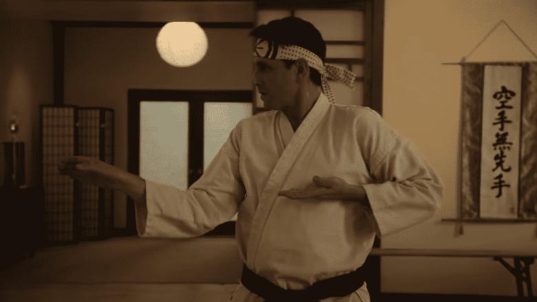 karate daniel
