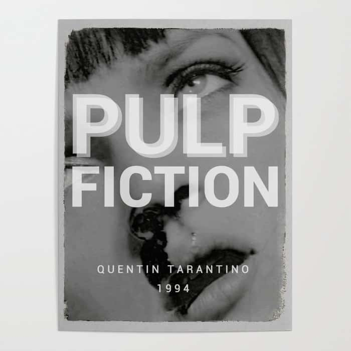 pulp-fiction--quentin-tarantino-posters