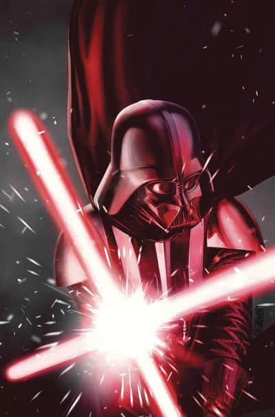 Cover for Darth Vader #20