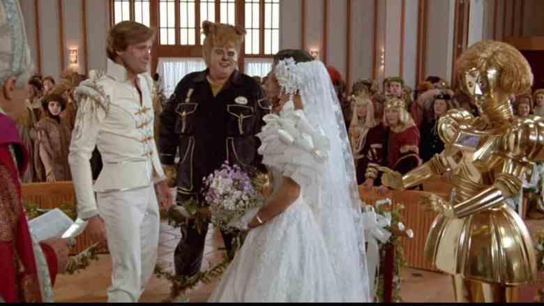 Spaceballs Wedding