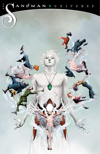 Cover to Sandman Universe #1
