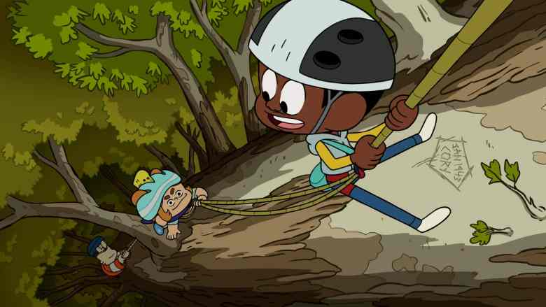 Craig of the Creek (The Climb 3)