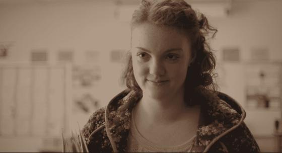 Shannon Purser in Sierra Burgess is a Loser