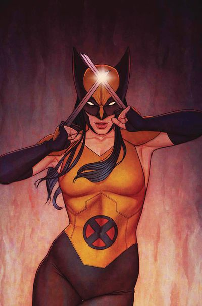 Cover for X-Men Red #8