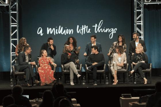 million little things cast