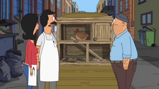 Bobs Burgers (TheTakingOfFuntime) (Scene 2)