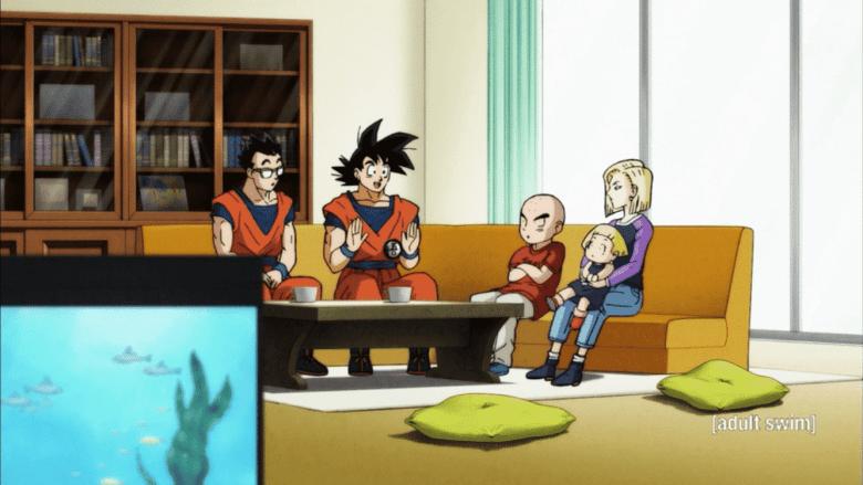 Dragon Ball Super Episode 84