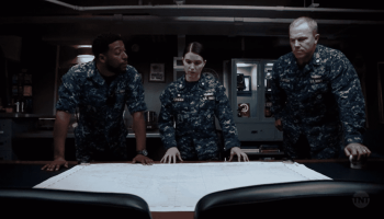 The Last Ship Season 5 EP1 Casus Belli Review - The Game of