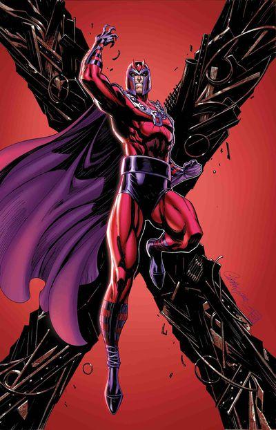 Cover for X-Men Black #1