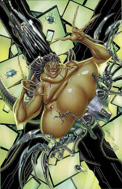 Cover for X-Men: Black: Mojo