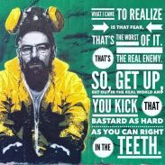 Breaking Bad Quote Photo Source: The Game of Nerds