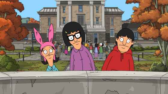 Bob's Burgers (I Bob your Pardon 2)