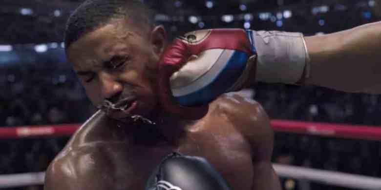 Creed II Fight Scene