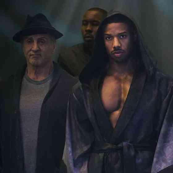 Creed II Stallone