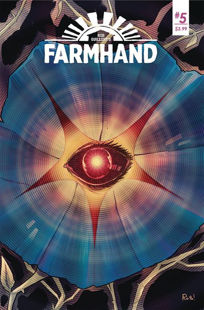 Cover for Farmhand #5