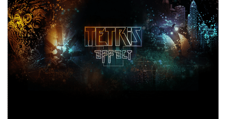Tetris Effect title card
