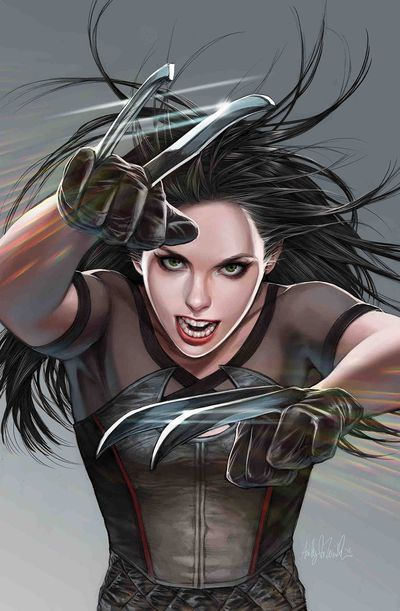 Cover for X-23 #6