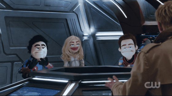 Puppets of Tomorrow on Legends of Tomorrow