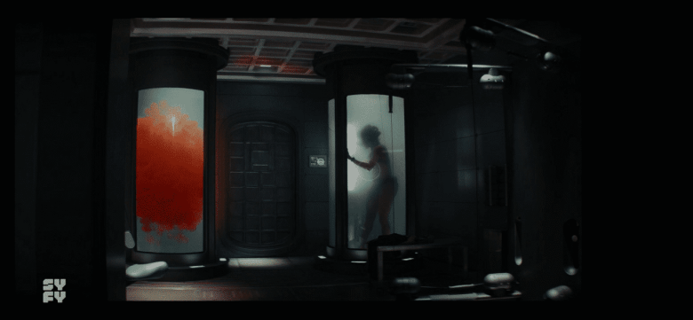 Photo Source: Nightflyers on Sci-Fi, screenshot by Crystal Spears from The Game of Nerds
