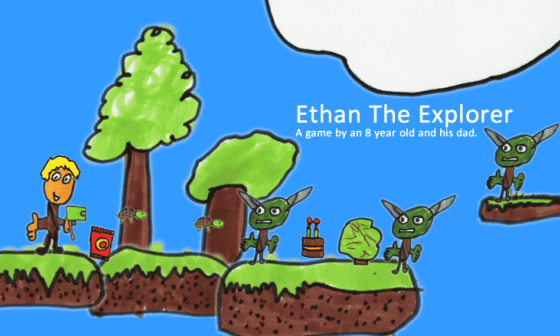 Ethan The Explorer: The Game