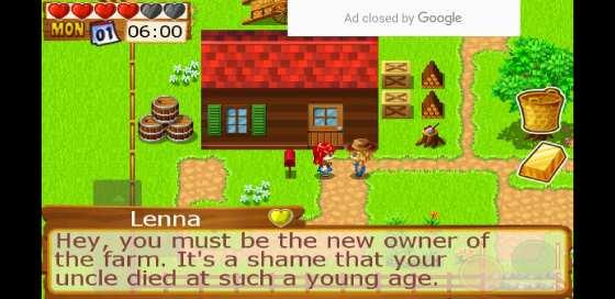 Harvest Master: Farming Simulator lenna