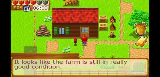 Harvest Master Farming Simulator barn