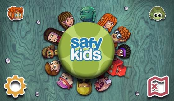 safyKids logo