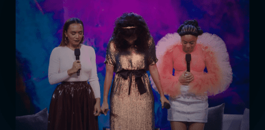 Photo Source: 2 Dope Queens on HBO screenshot by Crystal Spears from The Game of Nerds