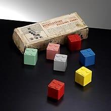 interlocking cubes lego