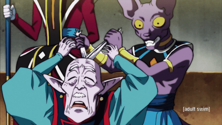 Dragon Ball Super Episode 99
