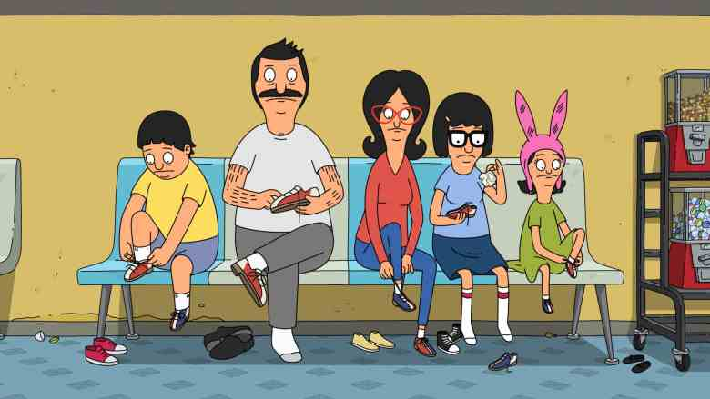 Bobs Burgers (Long Time Listener First Time Bob 1)