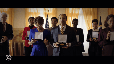 Photo Source: Drunk History on Comedy Central screenshot by Crystal Spears from The Game of Nerds