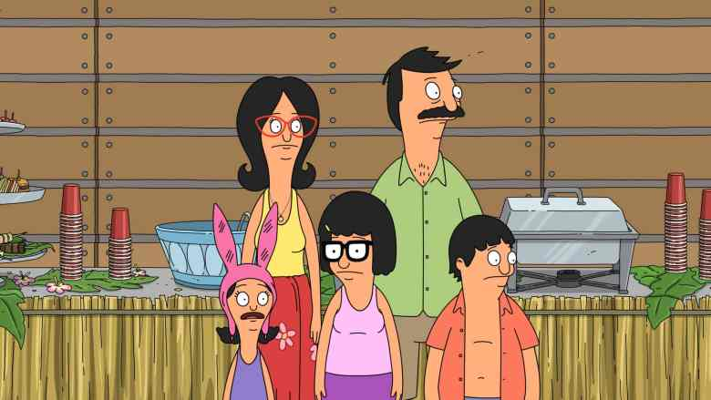 Bobs Burgers (PTA It Aint So 3)