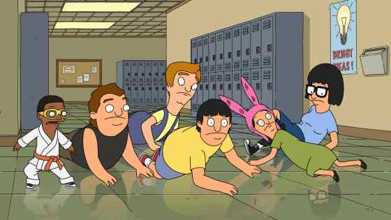 Bobs Burgers (Yes Without My Zeke 1)