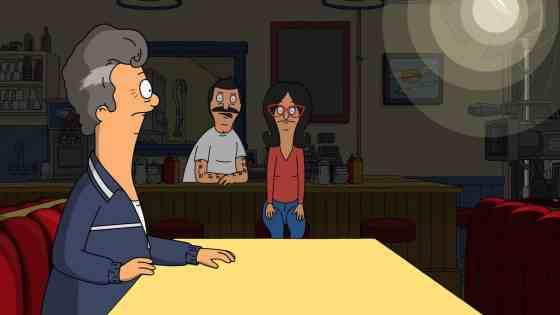 Bobs Burgers (Yes Without My Zeke 2)