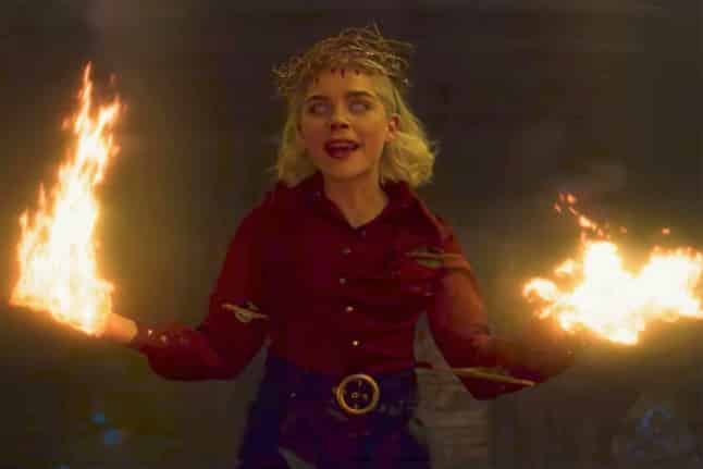 The Chilling Adventures Of Sabrina Part 2 Chapter 17 The Missionaries Review The Game Of Nerds
