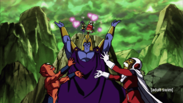 Dragon Ball Super Episode 117