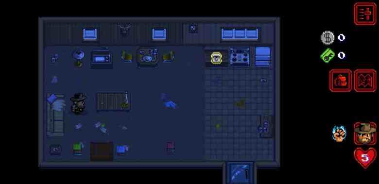 Hopper's room