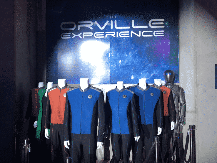 the orville experience