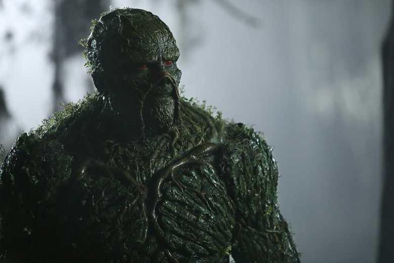 Swamp Thing 110 3