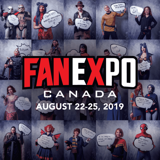 fan expo ad