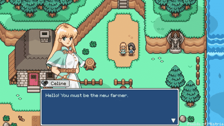 Fields of Mistria 0-14 screenshot