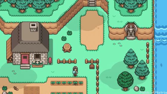 Fields of Mistria 0-2 screenshot