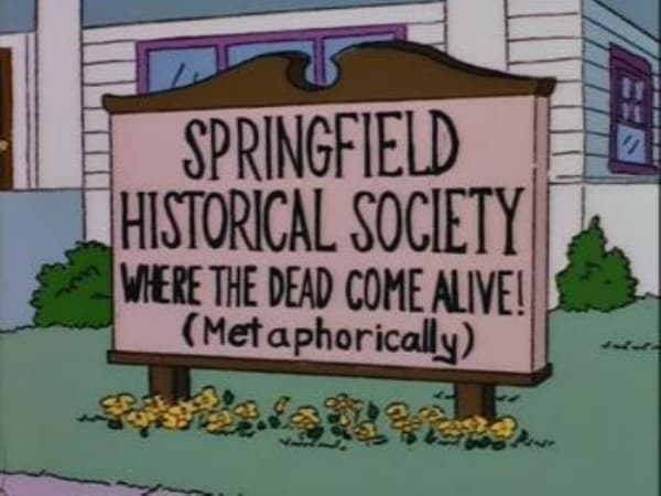 simpsons signs 16