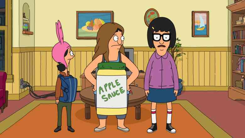 Bobs Burgers (Pig Trouble In Little Tina 5) (904)