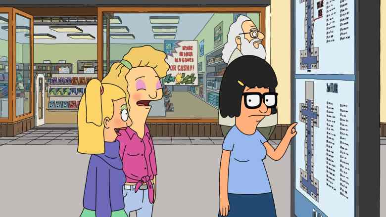 Bobs Burgers (Legends Of The Mall (2))
