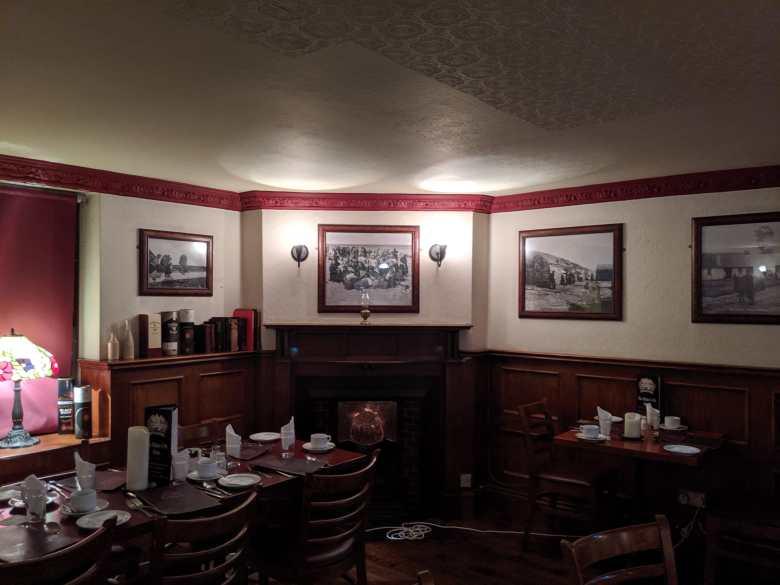 The Brazen Head Pub