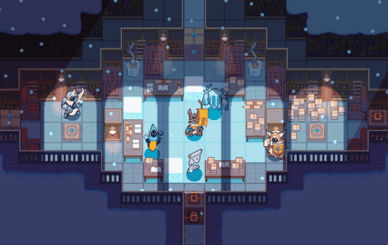 ice dungeon
