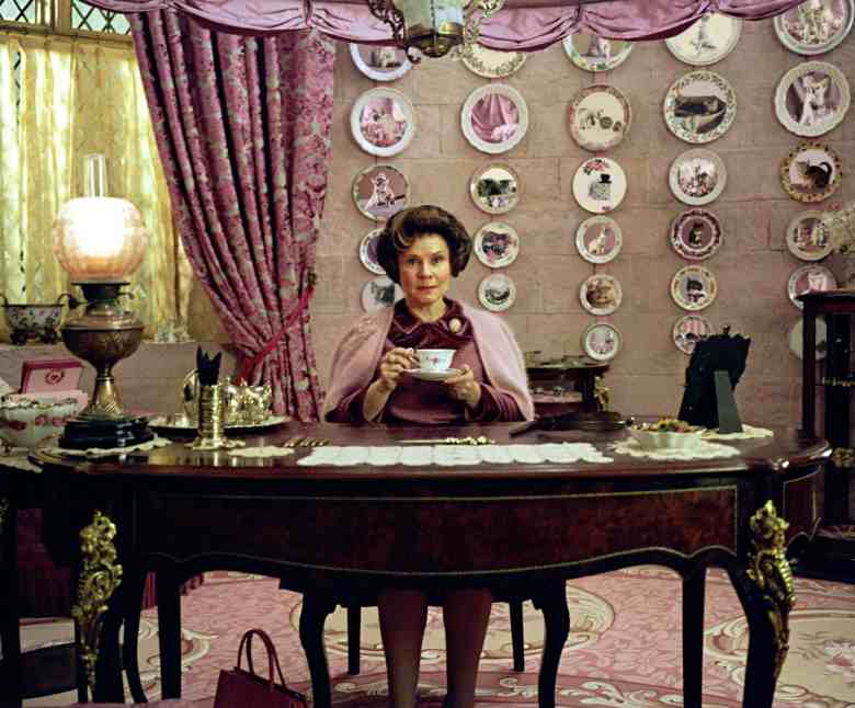 Harry Potter and the Order of the Phoenix, Umbridge